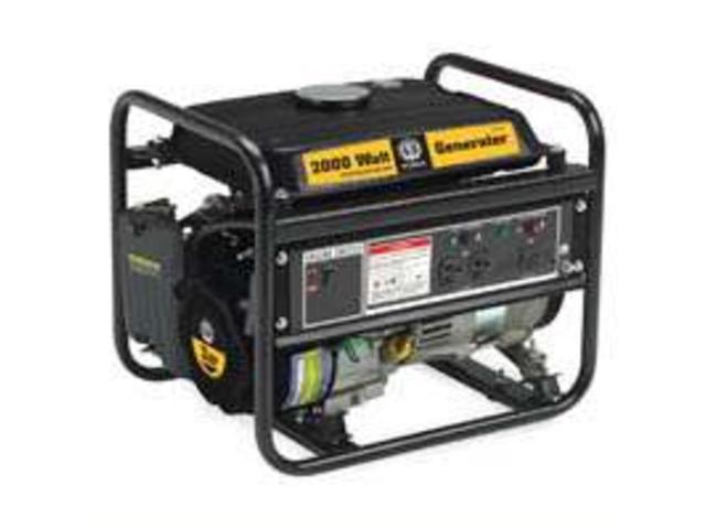 Generator Ptbl 2000/1400W 60Hz STEELE PRODUCTS Generators - Portable SP-GG200