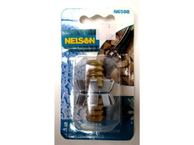 "Nelson 5/8"" Hose Mender Nelson Hose Repair and Parts N658B 077855305710"