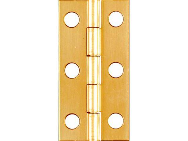 National Solid Brass Polished 2
