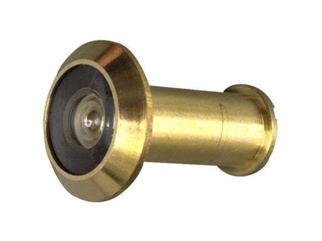 National Solid Brass 200? Door Viewer Peep Hole National Door Viewers N162-362