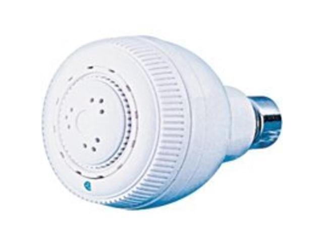WHT 3SETTING FIXED SHOWERHEAD MINTCRAFT Shower Heads B1088WH 045734635470