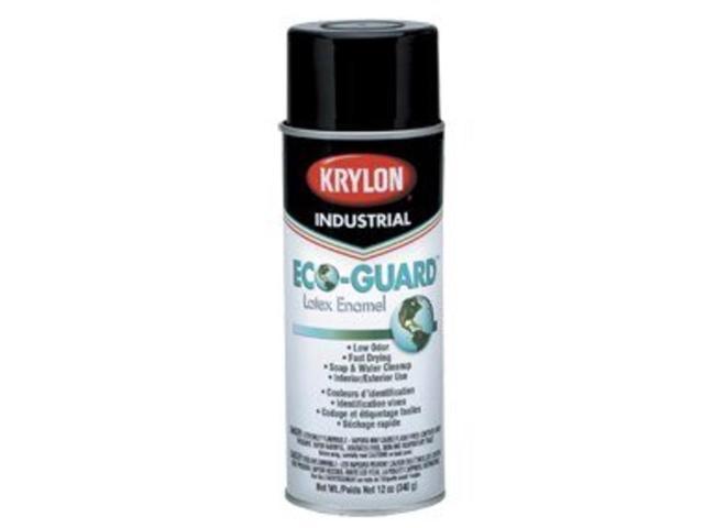 krylon eco guard latex spray paint osha blue 12 oz sherwin. Black Bedroom Furniture Sets. Home Design Ideas