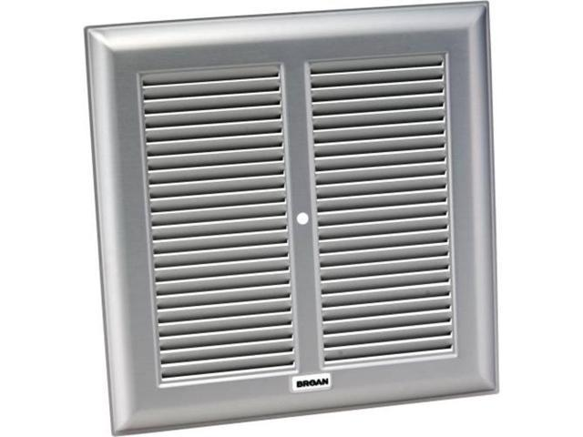 Broan Exhaust Fan Grill Metal 10 1 4 Square Broan Utililty And Exhaust Vents