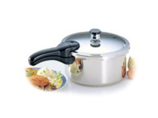 4 QT. Stainless Steel Pressure