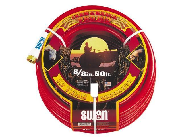 Colorite/Swan SNFR58050 5/8 in. X 50 ft. Farm and Ranch Hose