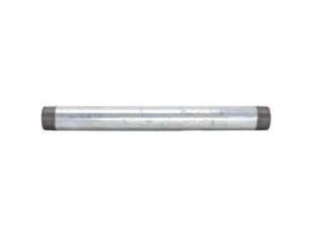 Galvanized cut pipe quot mueller b and k steel