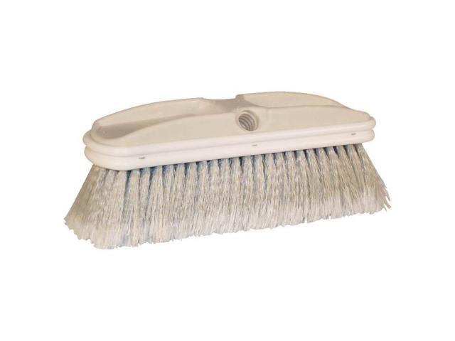 "Dqb Multi-Purpose Washing Brush, 9"", Synthetic Trim DQB INDUSTRIES 11713"