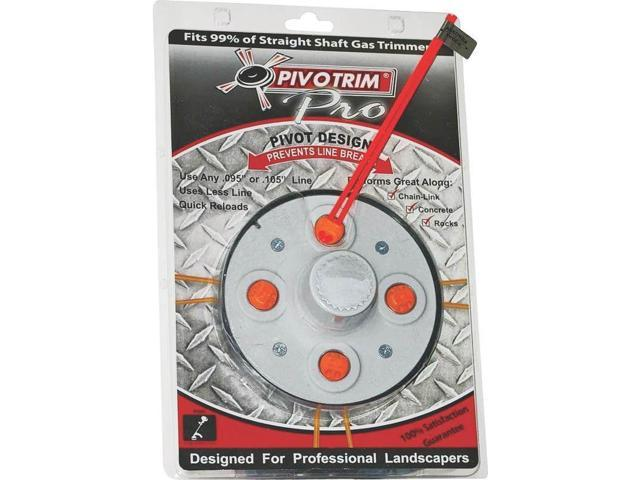 Pivotrim PRO Commercial Trimmer Head Weed Eater Whacker