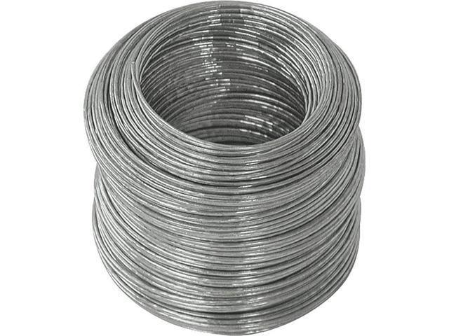 Wire Util 20Ga 175Ft Stl Galv THE HILLMAN GROUP Wire - Packaged 50134 Galvanized