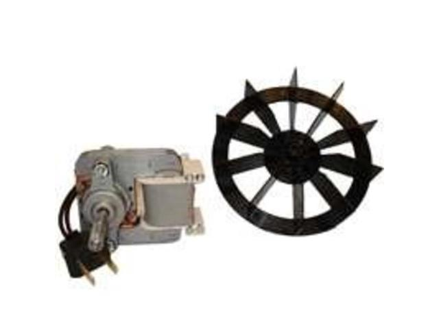 Air Vent Fan Motors : Air king exhaust fan motor and assembly kit globe