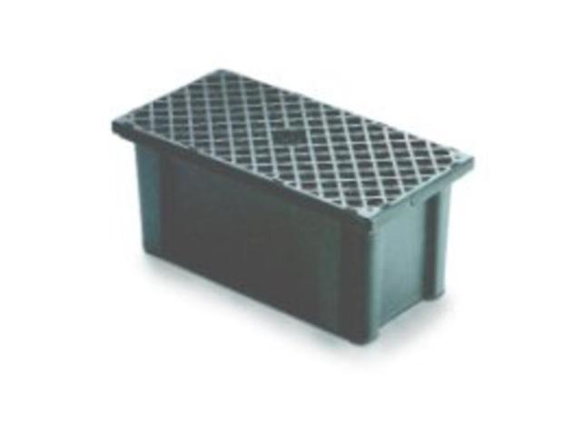 Little giant pump 566108 pond pump filter box mechanical for Mechanical pond filter
