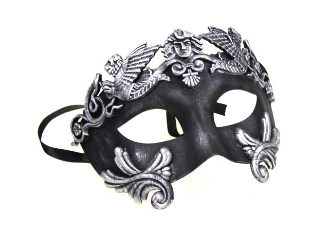 GREEK STYLE VENETIAN MASK - Mythological - MASQUERADE