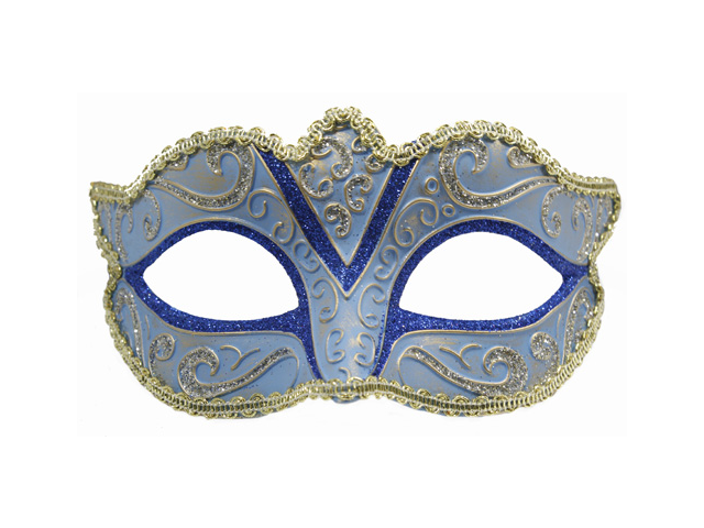 COLORFUL MASQUERADE MASK - Party Costume - VENETIAN