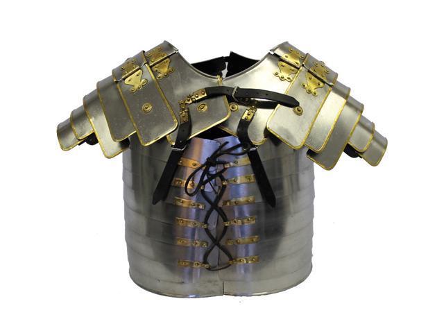 Roman Segmentata Lorica Breastplate - Chest Plate Armor