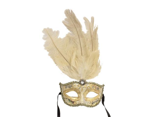 VENETIAN MASK - Masquerade Ball Masks - FANCY FEATHERS
