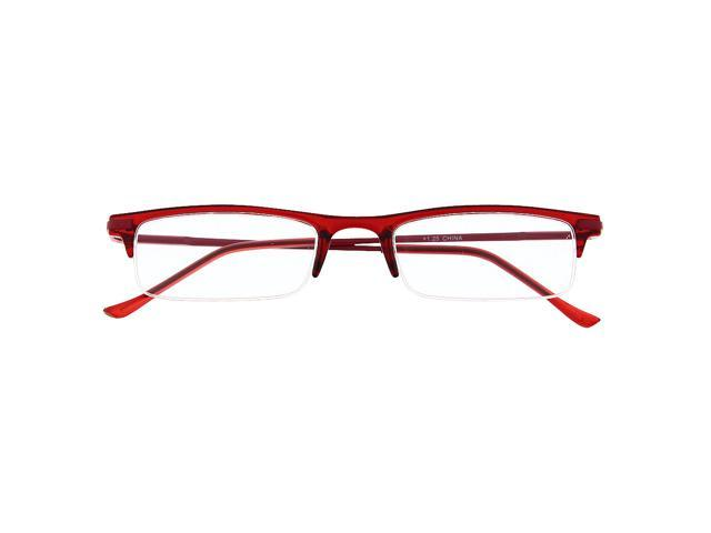 unisex ultra low profile reading glasses readers strength
