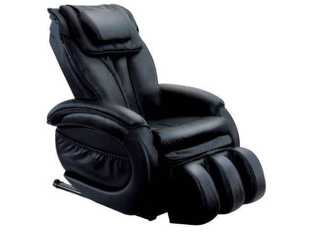Infinity IT-9800 Black Zero-Gravity Leather Massage Chair Infinite IT9800