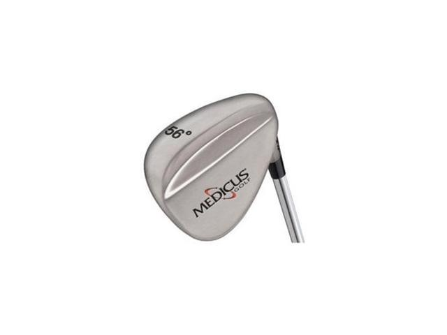 Medicus Golf 56 Degree Sand Wedge Chrome Color (no hinge)