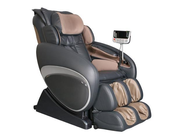 Osaki OS4000 Executive Zero Gravity Massage Chair Charcoal Recliner Deluxe
