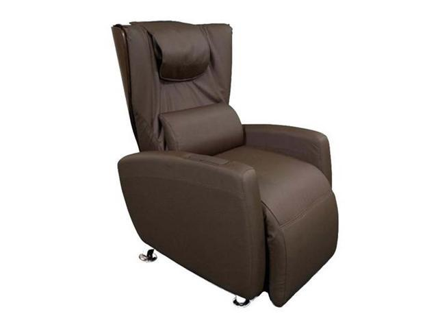 Omega Massage Skyline Chair Brown SKBRN Zero Gravity With Built in MP3 Player