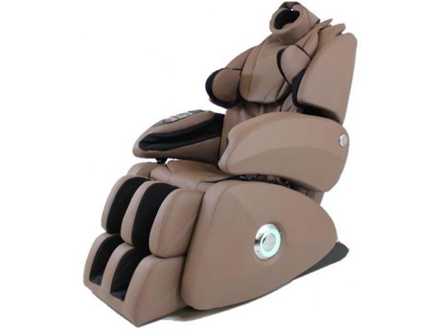 Osaki OS-7075R Taupe Executive Zero Gravity S-Track Massage Chair OS7075R