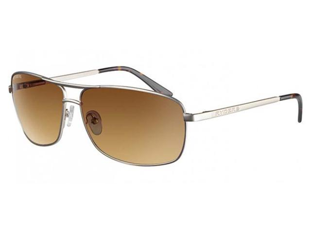 Polaroid Gold Frame Sunglasses : Ryders Eyewear Hellcat Gold Frame Polarized Brown Gradient ...