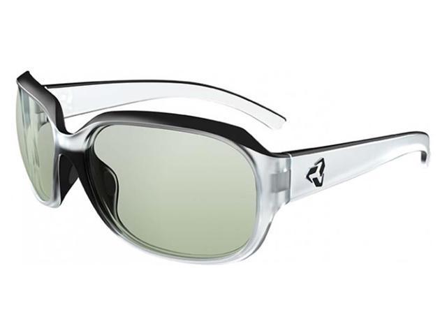 Ryders Eyewear Kira Black/White w/Matte Crystal Frame ...