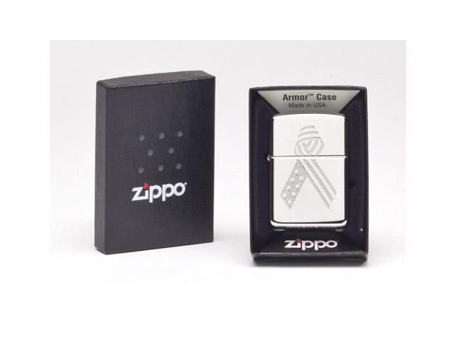Zippo UNITY RIBBON, High Polish Chrome 28367