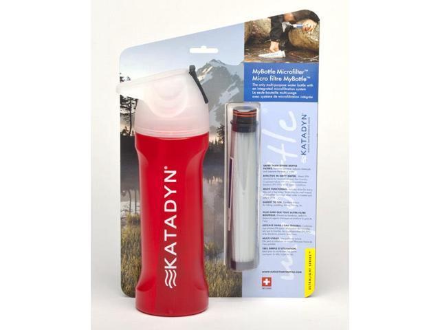 Katadyn MyBottle Purifier Red Splash 8018342