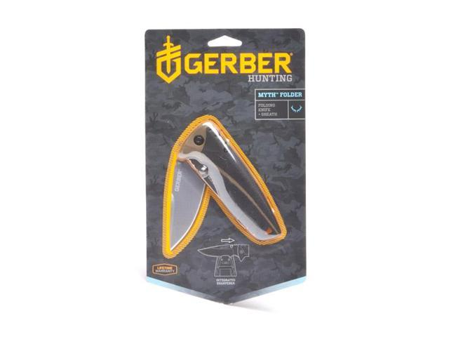 Gerber Myth Folder, DP, Sheath  31-001164N