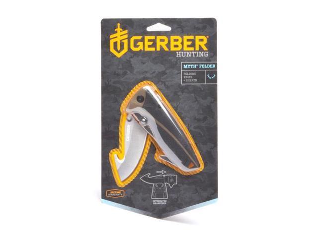 Gerber Myth Folder, GH, Sheath  31-001160N