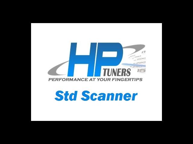 HP Tuners VCM Scanner Standard OBDII Scan + Diagnostic