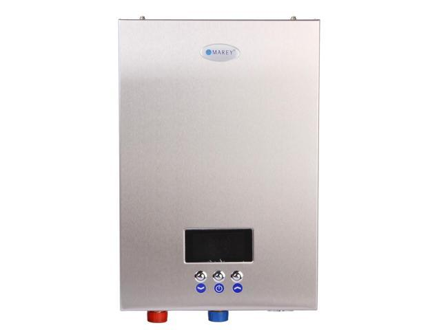 Marey 5 GPM 220V Electric Tankless Instant Water Heater 18KW ECO180 ...