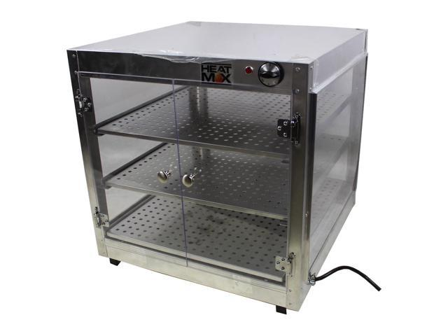 Small Commercial Food Warmer ~ Heatmax commercial countertop food warmer display case