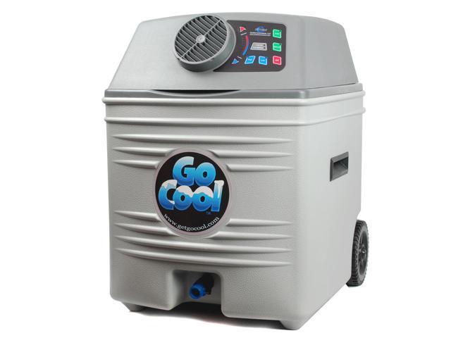 Semi Truck Air Conditioner : Go cool v portable semi truck cab air conditioner for