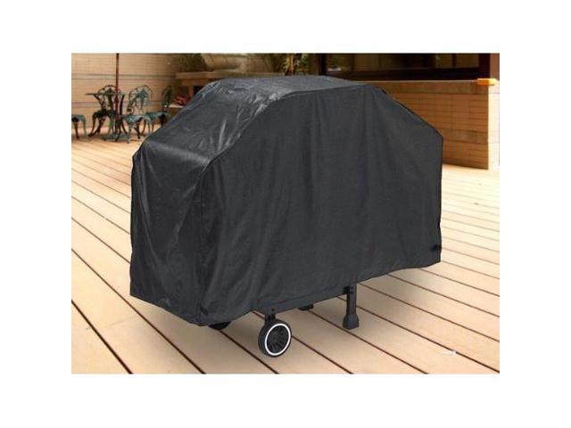 Barbeque Gas Propane Grill Cover Black Large 64