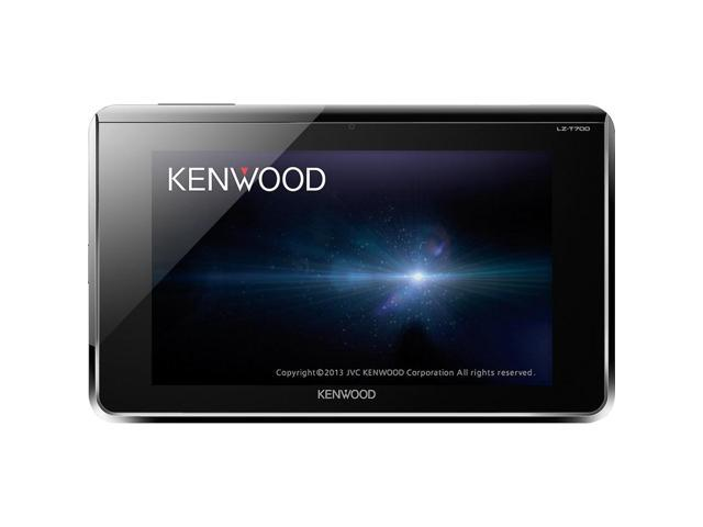 """Kenwood LZ-T700 7"""" Touchscreen Tablet with 8GB Internal Storage and Bluetooth Audio Streaming"""