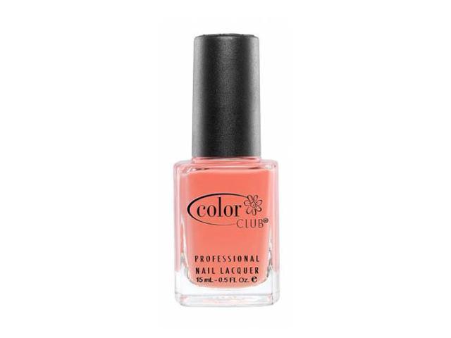 Color Club Nail Polish - Coral Cascade