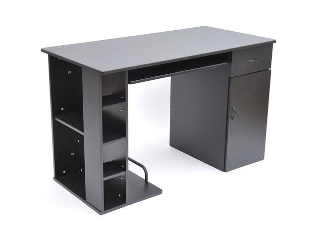 HomCom Small Home Office / Dorm Computer Desk