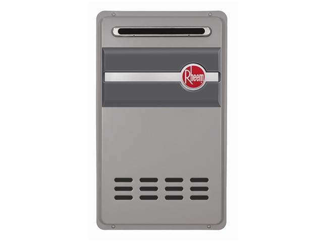 RTG-84XLP 8.4 GPM Outdoor Tankless Low Nox Water Heater (LP)