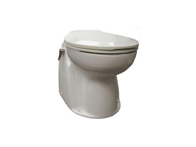 Raritan Atlantes Freedom® - Household Style - White - Freshwater Solenoid - 12V