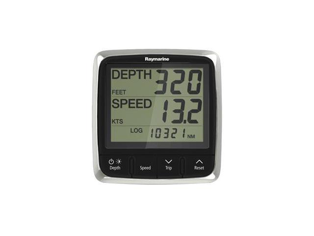 Raymarine E70149 i50 Tridata Display System with Thru-Hull Transducer