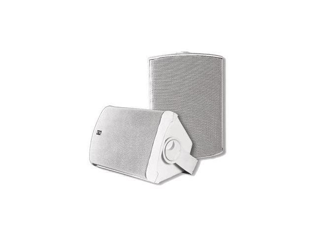 POLYPLANAR MA7500W POLYPLANAR MA7500 WHITE 7X5 BOX SPEAKERS 50 WATTS