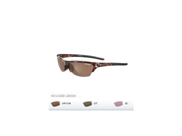 Tifosi Radius Golf Interchangeable Sunglasses - Tortoise