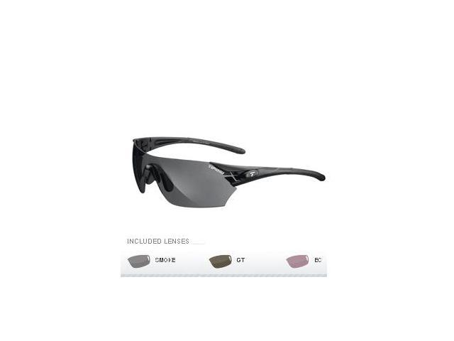 Tifosi Podium Golf Interchangeable Sunglasses - Matte Black