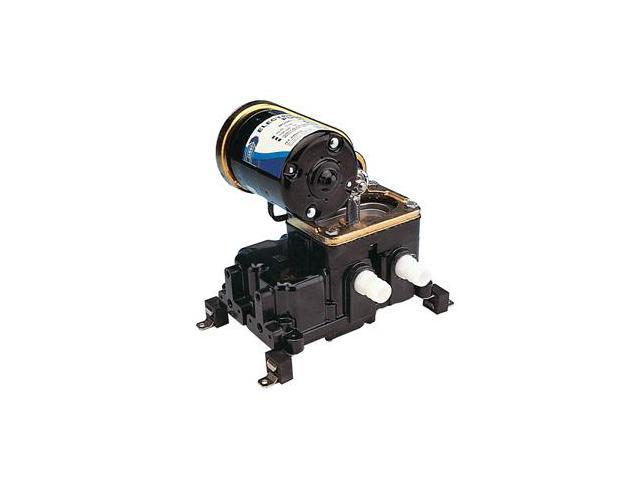 Jabsco 36600 Belt Driven Diaphragm Bilge Pump - 12V