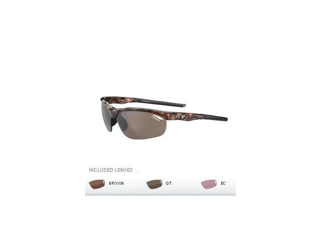 Tifosi Veloce Golf Interchangeable Sunglasses - Tortoise