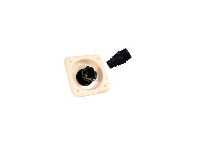 Jabsco Quick Release Pressure Regulator w/Adapter