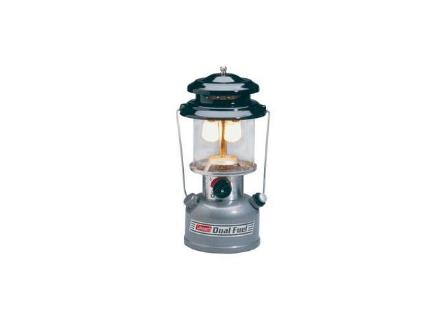 Coleman 2 Mantle Dual Liquid Fuel Lantern-2MANTL DUAL FUEL LANTERN