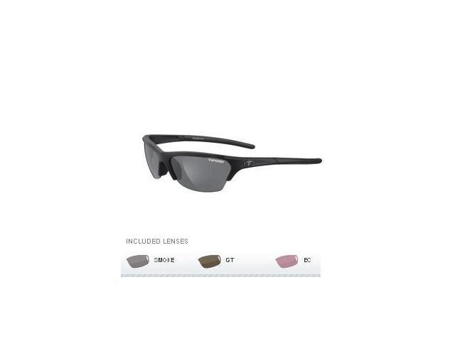 Tifosi Radius Golf Interchangeable Sunglasses - Matte Black